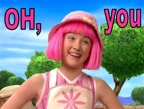 Lazytown Memes - memes lazy town image memes at relatably com