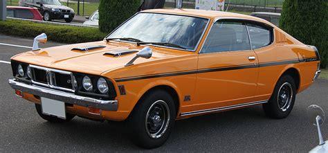 Mitsubishi Galant GTO - Wikipedia