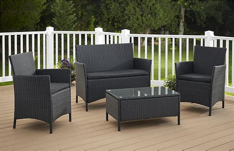 resin patio furniture clearance cosco products jamaica resin wicker patio furniture