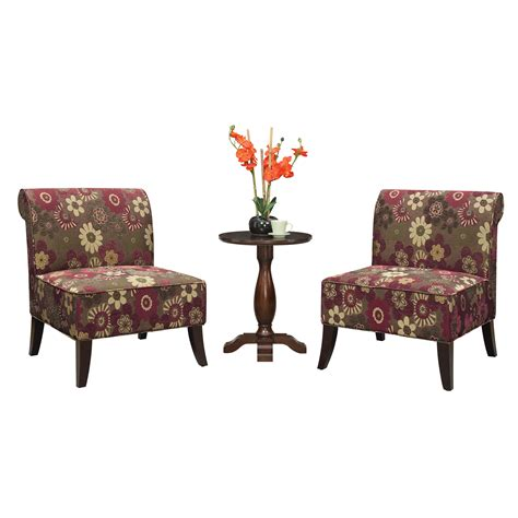 cars 3 piece table and chair set ave six 3 piece chair and accent table set wayfair