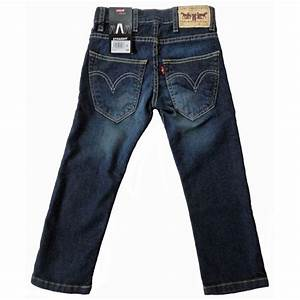 Levis Boys Straight Leg Jeans - Elfin