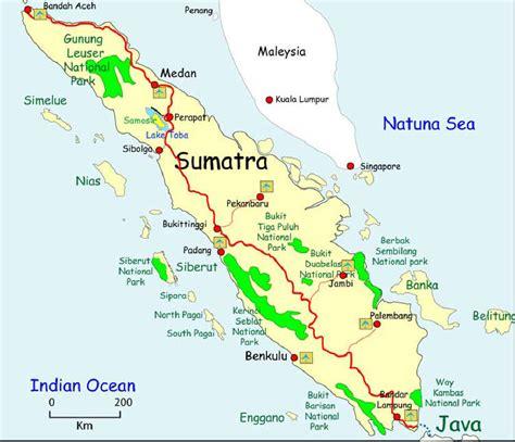pandawa lima  java sumatra island