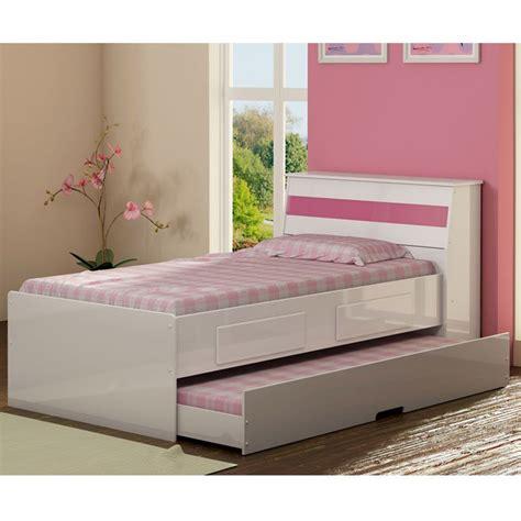 Resultado de imagen para cama con marinera madera blanca