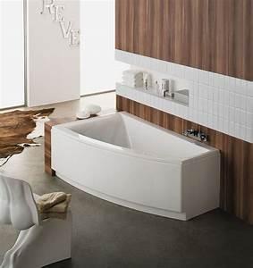 Baignoire D Angle Asymétrique : acheter une baignoire ce qu 39 il faut savoir c t maison ~ Dailycaller-alerts.com Idées de Décoration