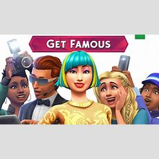 The Sims 4 Is Getting A New Expansion Get Famous Games