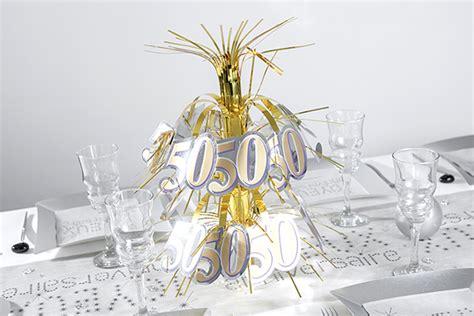decoration anniversaire 50 ans decoration anniversaire mariage 50 ans decormariagetrnds