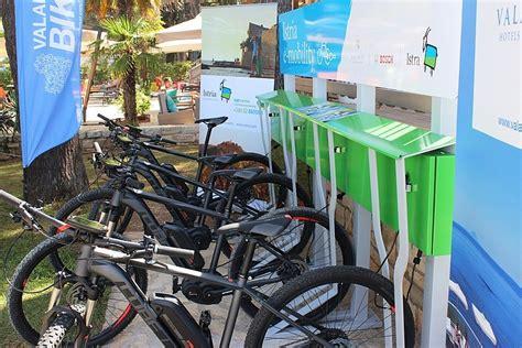 lade per bici e bike ladestationen porec istrien das offizielle