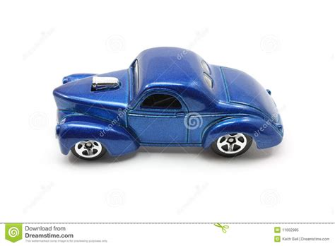 car toy blue toy blue drag racing car royalty free stock photo image