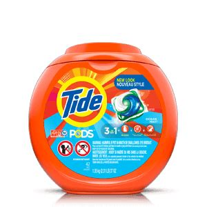 shop pacs  tide pods laundry detergent tide