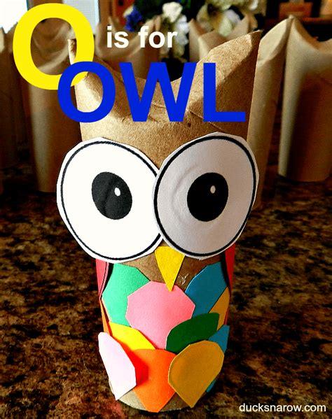 o is for owl preschool craft 2018 ducks n a row 132 | OisforOWL 1