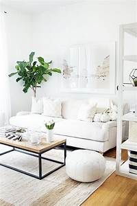 9 starter pieces everyone needs to build a dream home With furniture for living room with white walls