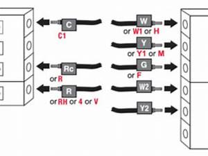 Honeywell Rth221 Wiring Diagram