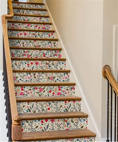 Stair Stairs Staircase Risers Ways Removable Creative