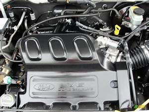 2003 Ford Escape Xls V6 Engine Photos