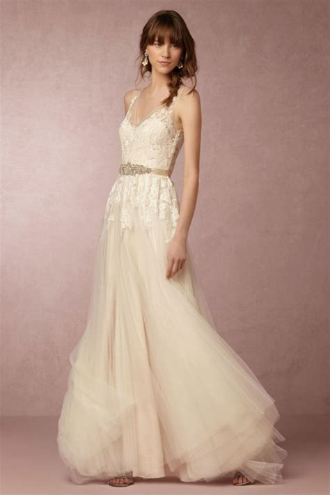 Wedding Dresses With Feminine Silhouettes Modwedding