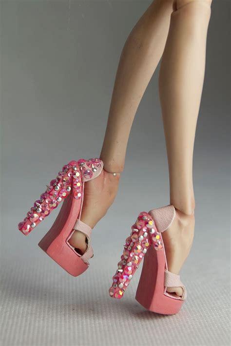 barbie dolls diy barbie shoes doll shoes