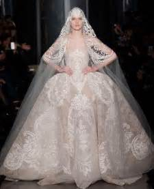 couture wedding dress most beautiful haute couture wedding dresses