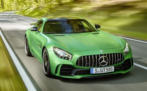 """Mercedes-amg Gt-r. Soberbio Y En Color Verde """"nurburgring"""