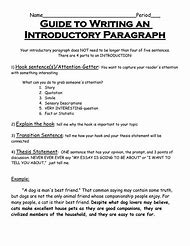 Sample Essays For High School Example Essay Introduction Paragraphs My English Essay also Good High School Essay Examples Best Paragraph Essay  Ideas And Images On Bing  Find What Youll Love The Yellow Wallpaper Essay