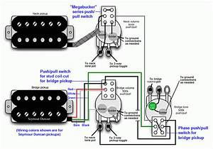 Wiring Mod For Dual Humbucker    Only One 4