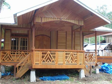 gambar rumah mewah  cantik ide desain gambar rumah