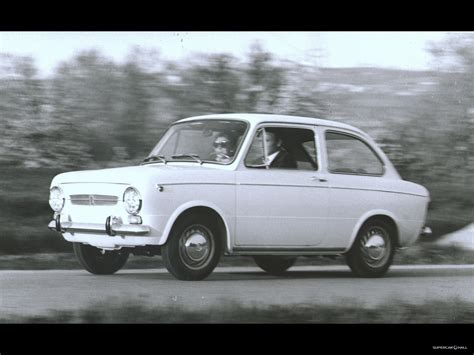 Pictures Of Car And Videos 1968 Fiat 850 Special