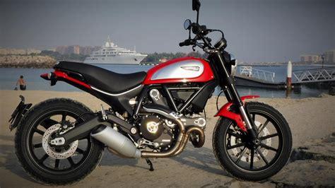 Modification Ducati Scrambler Icon by 2017 2018 Ducati Scrambler Icon Top Speed
