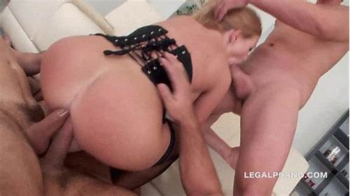 Amber Steel Pleasing Giant Pale Dongs With Mouth
