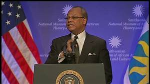 Smithsonian breaks ground on black history museum - CNN.com