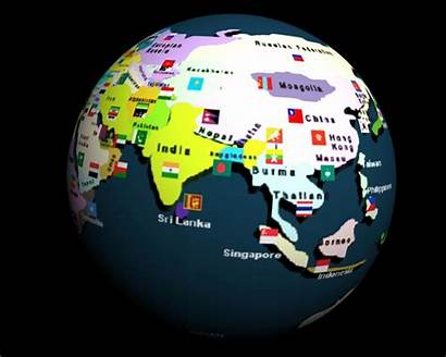 Map Atlas Geography Flags Country Physical Continents