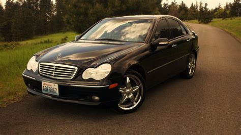 Mercedes C Class Sedan Modification by Albertle123 2002 Mercedes C Classc320 Sedan 4d Specs