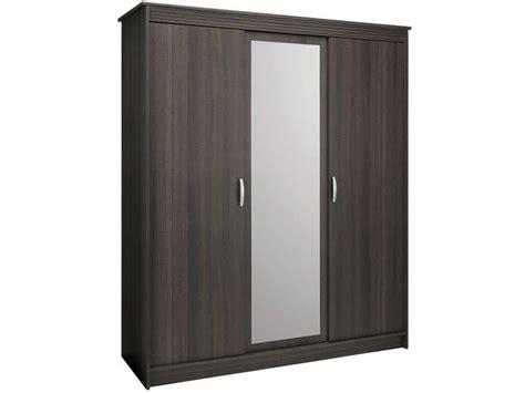 cdiscount chambre gar輟n achat armoire 3 portes 3 tiroirs spot coloris ébène conforama acheter moins cher armoire 3 portes 3 tiroirs spot coloris ébène