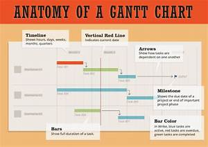 Project Management Essential  Gantt Chart  Infographic