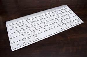 Replacing The Keys On An Apple Keyboard