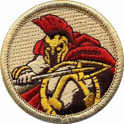 Patch Patrol Spartan Official Licensed Tiki