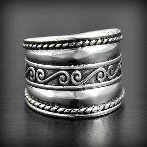 bague argent ethnique excalibur bijoux With bijoux ethniques argent
