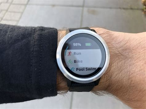 vivoactive 3 gps heart rate accuracy swimming and more