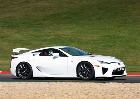 Lexus Lfa Will Lease, Not Sell