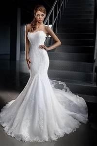 Decollete wedding dresslace wedding dresslong sleeves for Sexy dresses for wedding