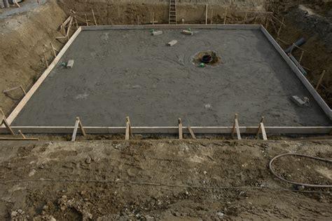 fundament selber machen fundament bauen 187 anleitung in 4 schritten