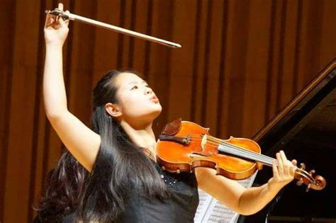 Violin Recital With Young Talent Do Phuong Nhi In Hanoi