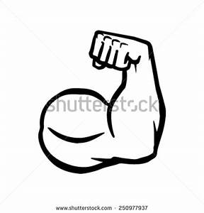 Biceps Stock Photos, Images, & Pictures   Shutterstock