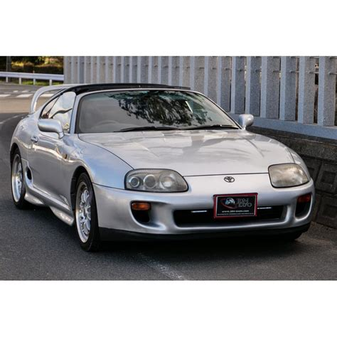 Toyota Supra Mk4 For Sale by Toyota Supra Mk4 For Sale At Jdm Expo Japan Targa Top