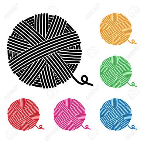 Of Yarn Clip Woolen Yarn Clipart Clipground