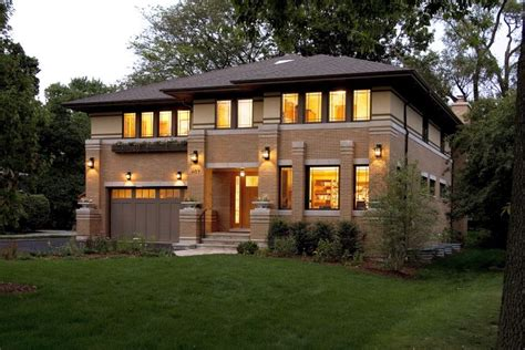 Prarie Style Homes by A Modern Twist On Classic Prairie Style House