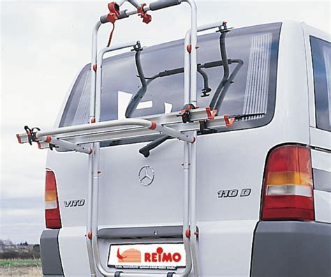 Rear carrier for Mercedes Vito (2 bicycles) (#44034