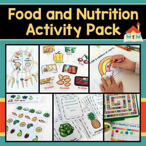 teach healthy eating   preschool nutrition theme