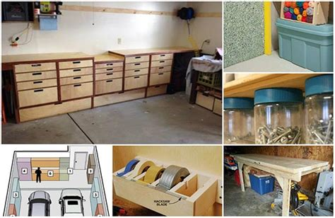 ideas for storing cds 20 diy garage storage and organization ideas home and