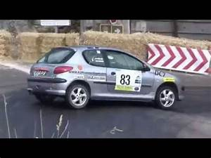 Cote 206 : rallye c te chalonnaise 206 n2s k pinheiro j amblard youtube ~ Gottalentnigeria.com Avis de Voitures