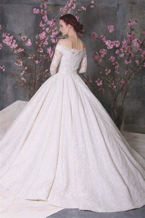 christian siriano bridal spring  collection tom